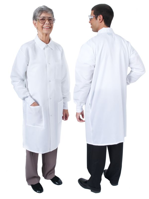 Long lab coats for women