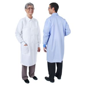 "DL360 UltraLite ""Most Breathable"" Unisex Lab Coats (41"")"