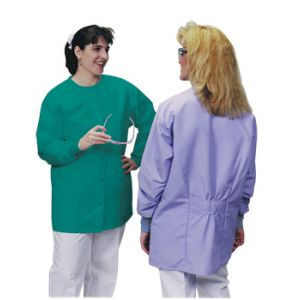 "DL156 Ladies Short Length Lab Jackets (31.5"")"